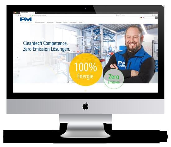 Proton Motor Website